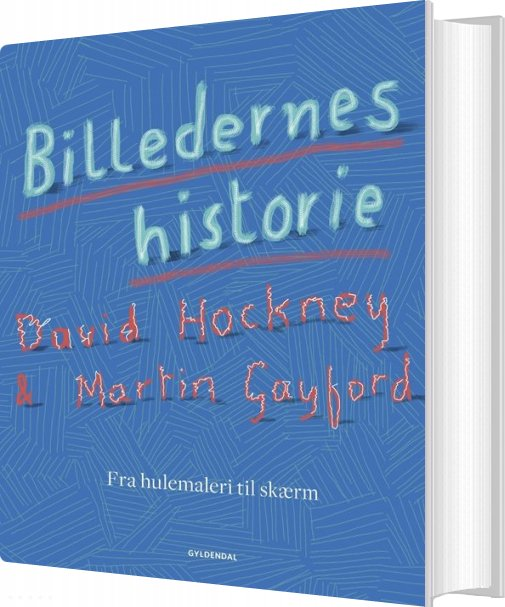 Billedernes Historie - David Hockney - Bog