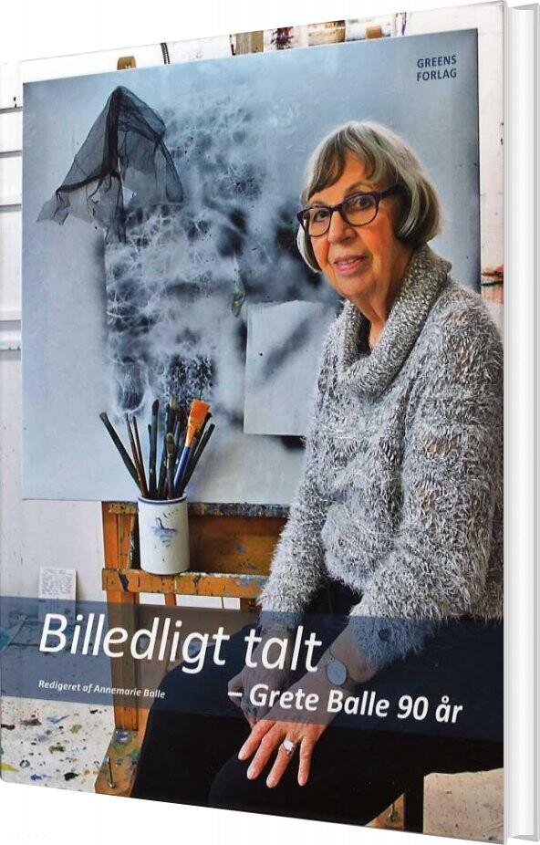 Image of   Billedligt Talt - Thomas Petersen - Bog