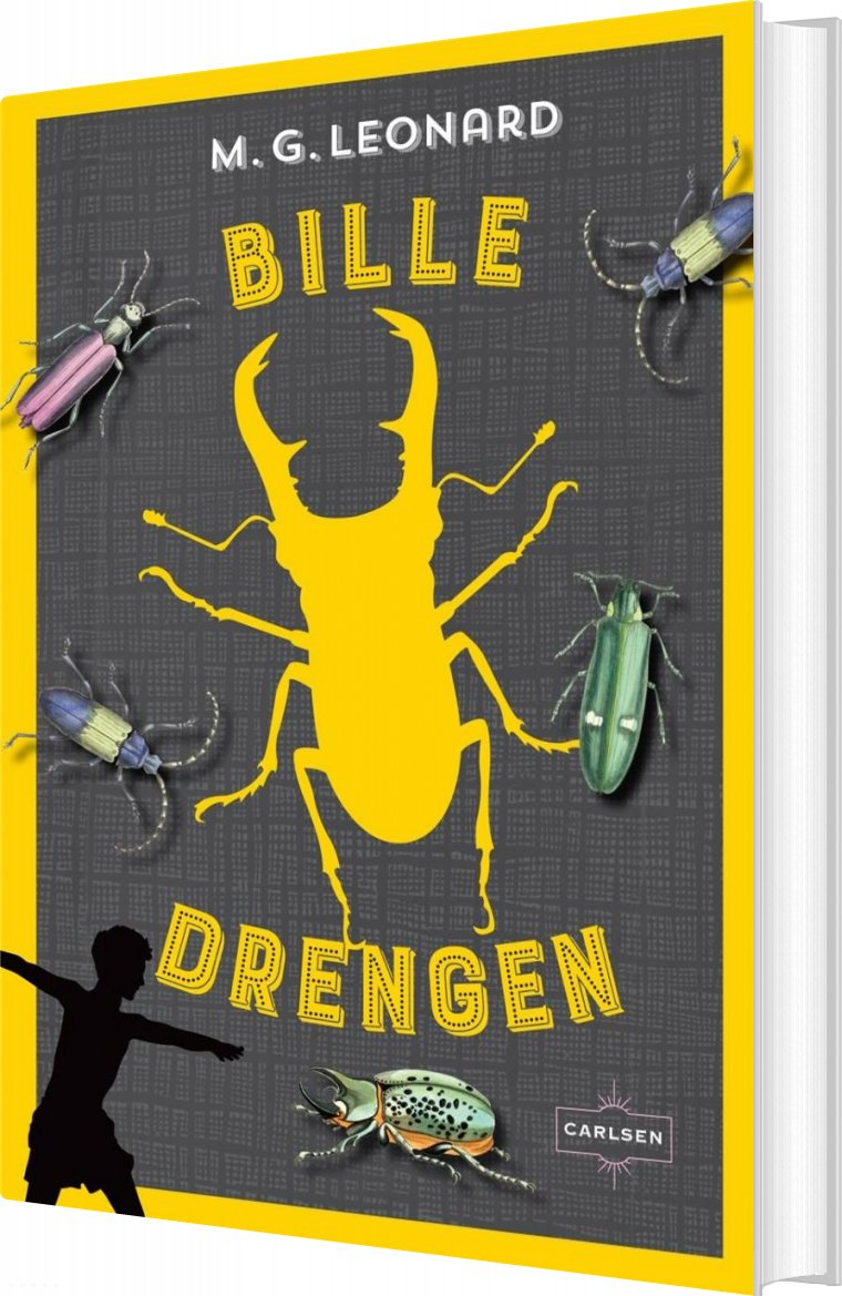 Image of   Billedrengen - M.g. Leonard - Bog