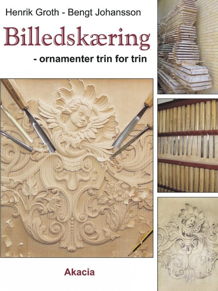Image of   Billedskæring - Groth - Bog