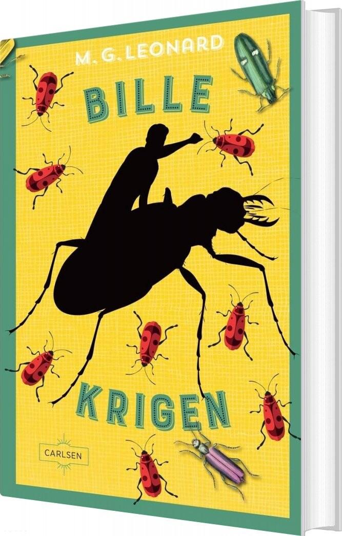 Image of   Billekrigen - M.g. Leonard - Bog