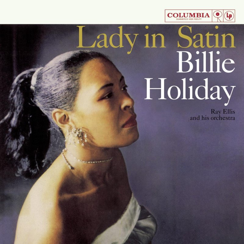 Image of   Billie Holiday - Lady In Satin - CD