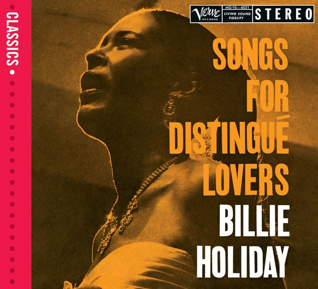 Image of   Billie Holiday - Songs For Distingue Lovers (classics-serie) - CD