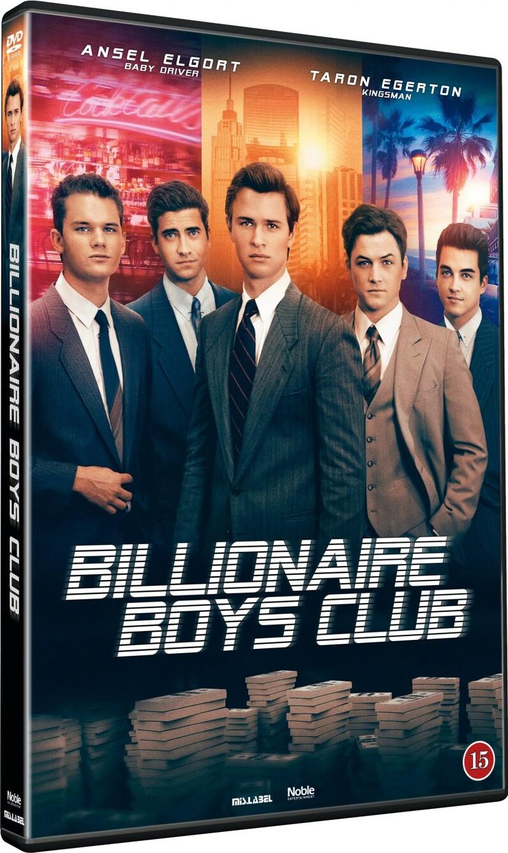 Image of   Billionaire Boys Club - DVD - Film