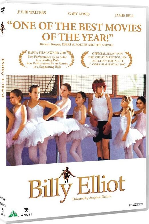 Image of   Billy Elliot - DVD - Film