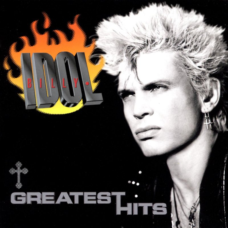 Image of   Billy Idol - Greatest Hits - CD