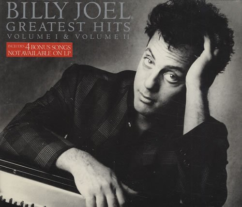 Image of   Billy Joel - Greatest Hits Vol.1 & 2 - CD