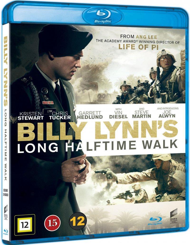 Image of   Billy Lynns Long Halftime Walk - Blu-Ray