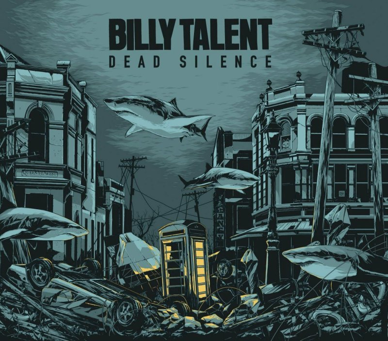 Image of   Billy Talent - Dead Silence - CD