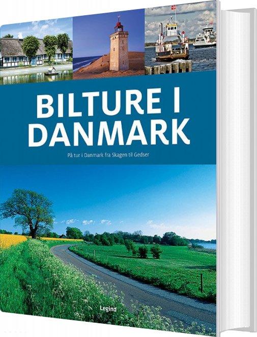 Image of   Bilture I Danmark - Jørgen Hansen - Bog