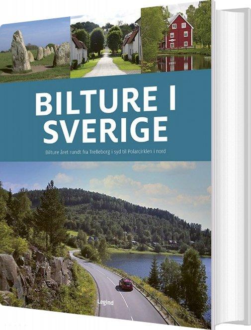 Bilture I Sverige - Jørgen Hansen - Bog