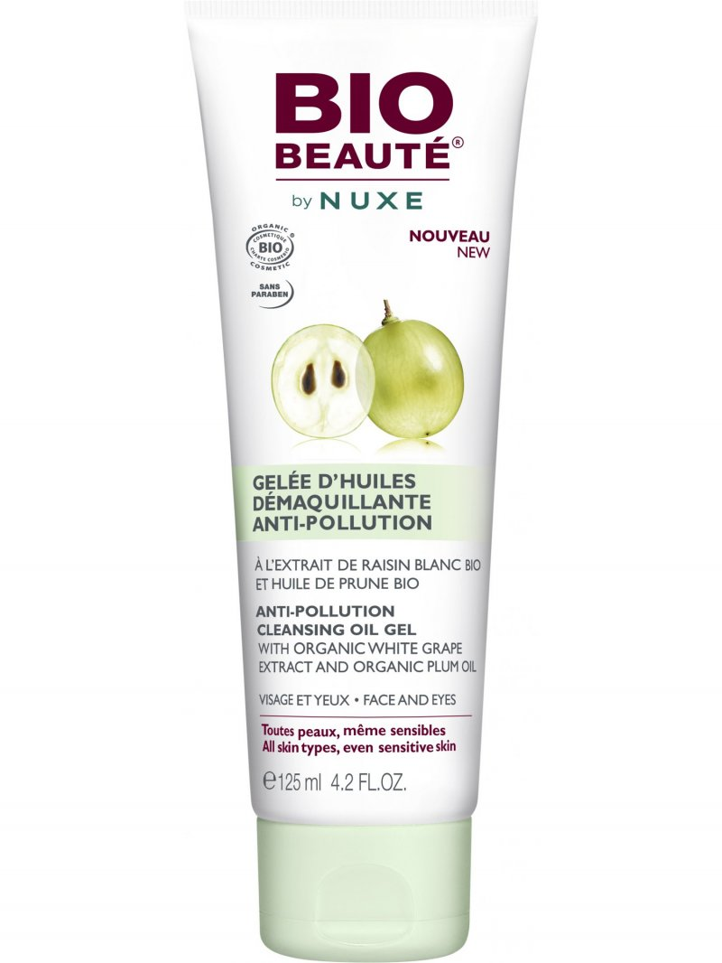 Image of   Bio Beauté By Nuxe Anti-pollution Cleansing Oil Gel - 125 Ml