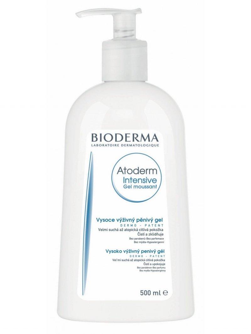 Image of   Bioderma Atoderm Ultra Rich Foaming Gel - 500 Ml