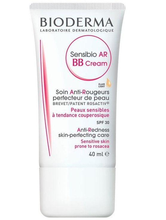 Bioderma Sensibio Ar Bb Cream Spf 30 - 40 Ml