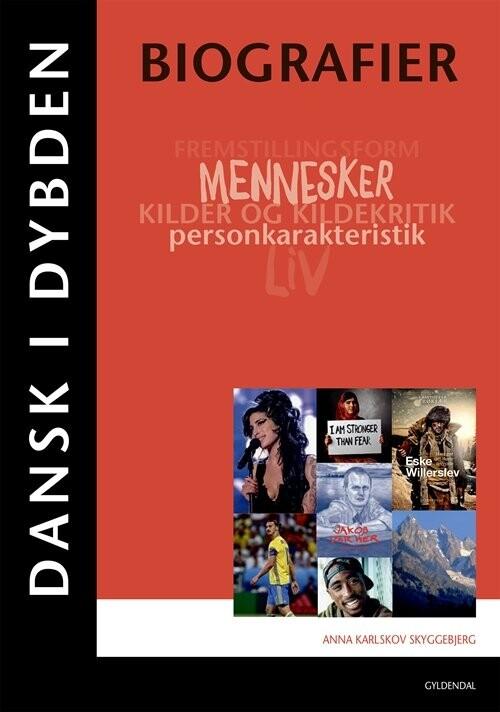 Dansk I Dybden - Biografier - Anna Karlskov Skyggebjerg - Bog