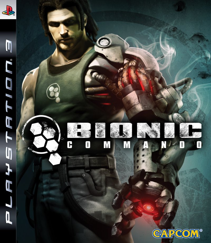 Image of   Bionic Commando - PS3