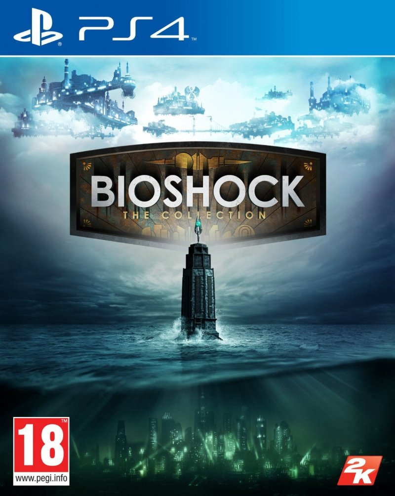 Image of   Bioshock: The Collection - PS4