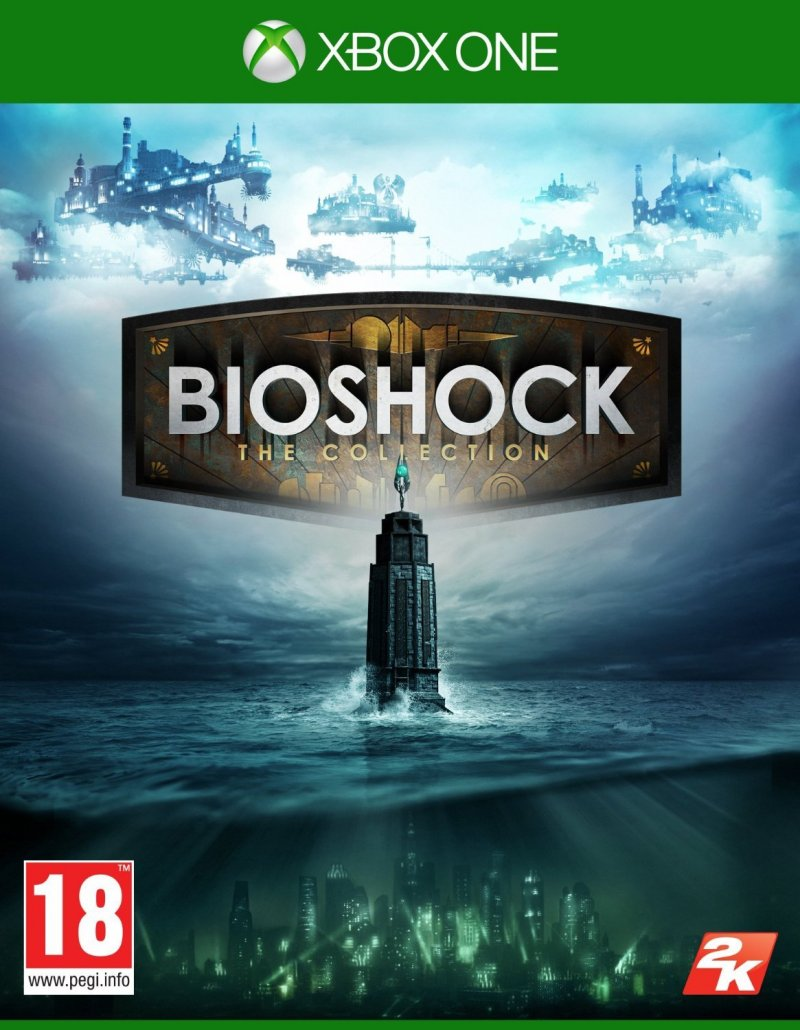 Image of   Bioshock: The Collection - Xbox One
