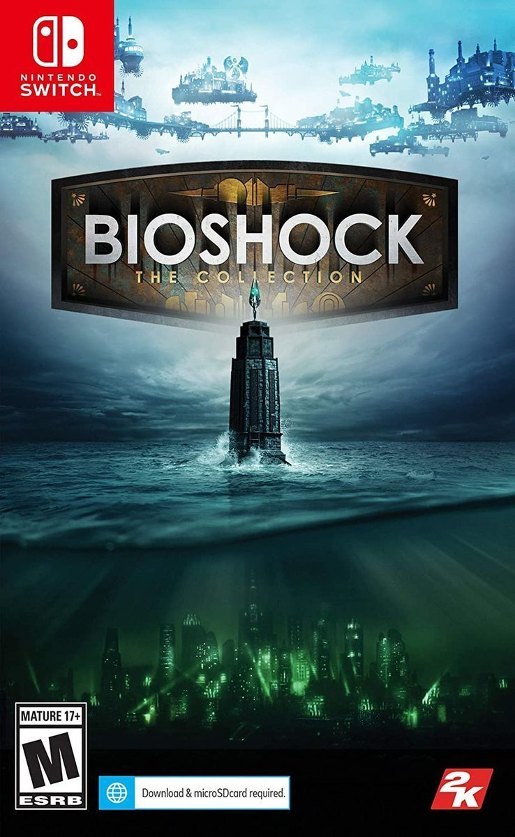 Image of   Bioshock: The Collection - Nintendo Switch