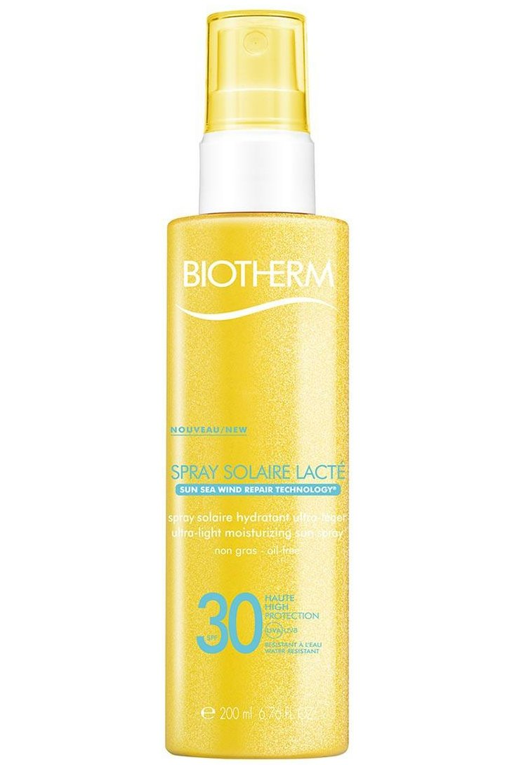 Image of   Biotherm Spray Solaire Lacté Spf30 - 200 Ml