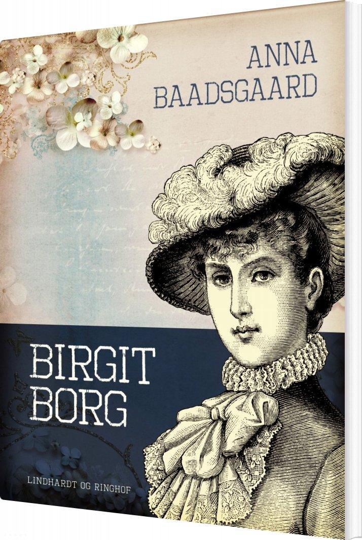 Birgit Borg - Anna Baadsgaard - Bog