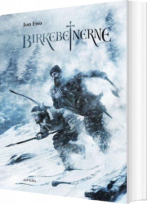 Image of   Birkebeinerne - Jon Ewo - Bog