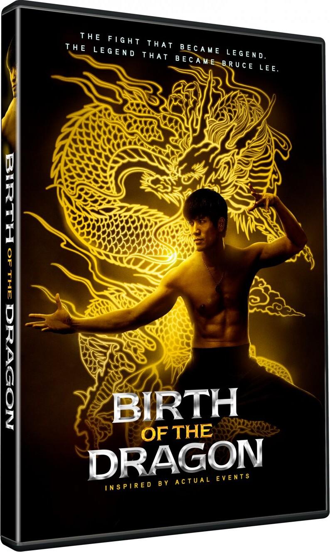 Image of   Birth Of The Dragon - DVD - Film