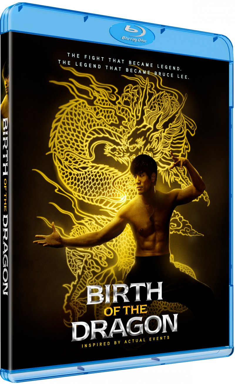 Image of   Birth Of The Dragon - Blu-Ray