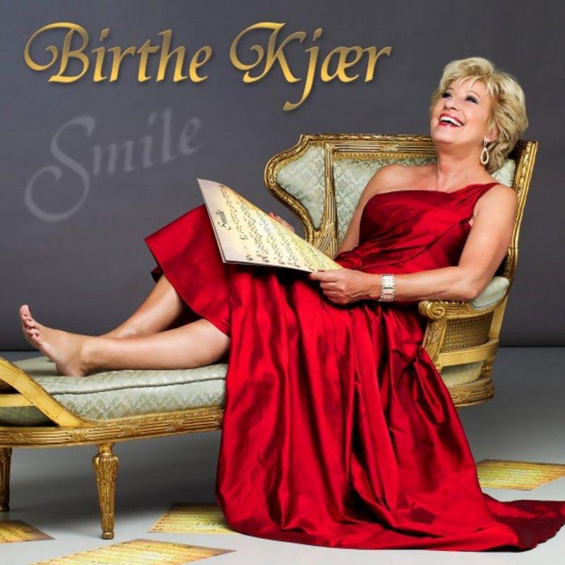 Image of   Birthe Kjær - Smile - CD