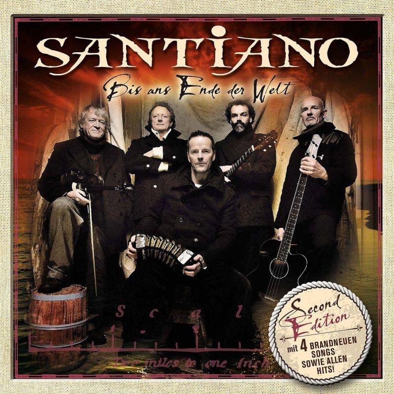 Image of   Santiano - Bis Ans Ende Der Welt - CD