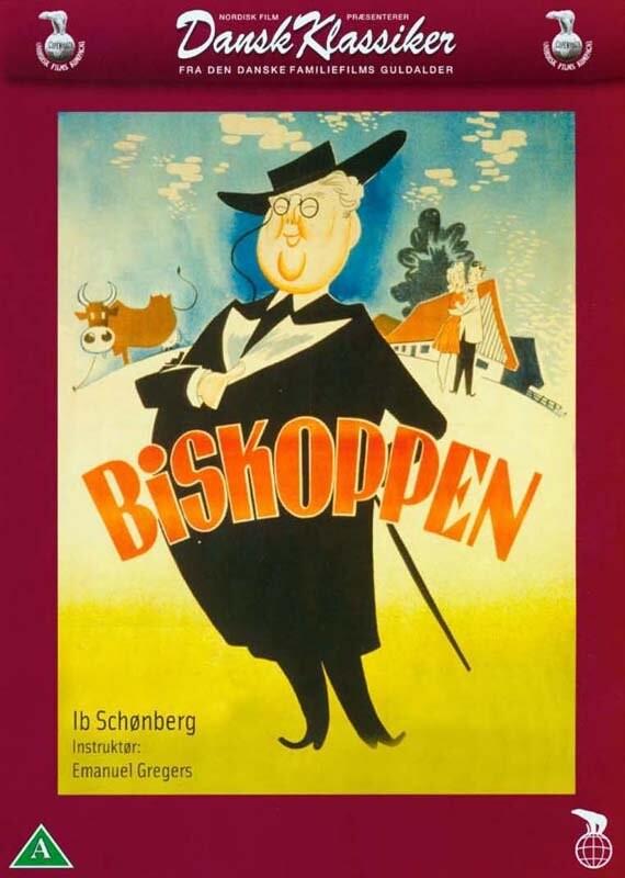Image of   Biskoppen - DVD - Film