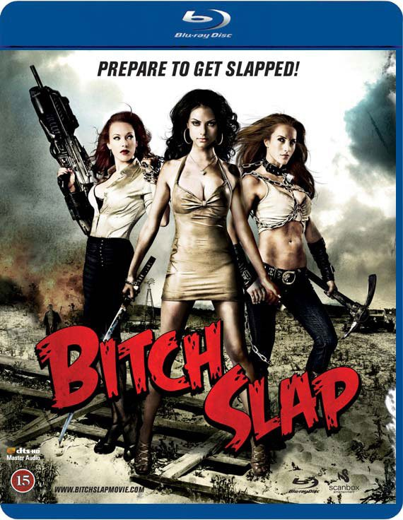 Image of   Bitch Slap - Blu-Ray