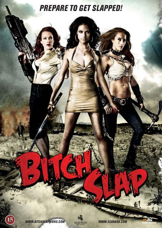 Image of   Bitch Slap - DVD - Film