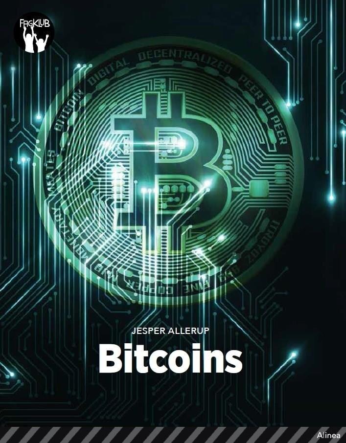 Image of   Bitcoins, Sort Fagklub - Jesper Allerup - Bog