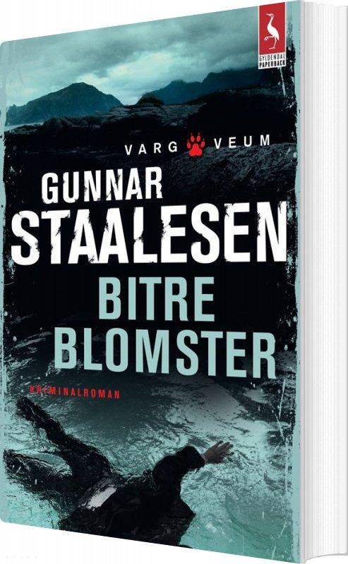 Image of   Bitre Blomster - Gunnar Staalesen - Bog