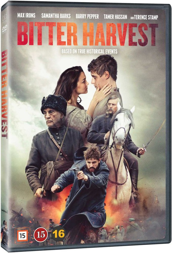 Image of   Bitter Harvest - DVD - Film