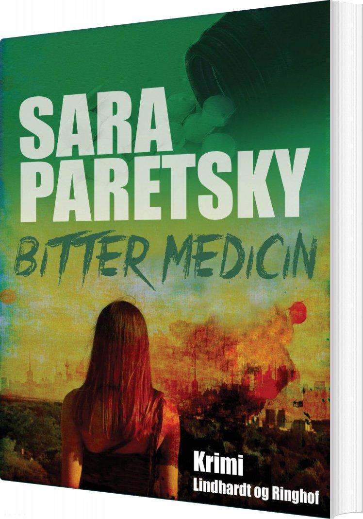 Image of   Bitter Medicin - Sara Paretsky - Bog