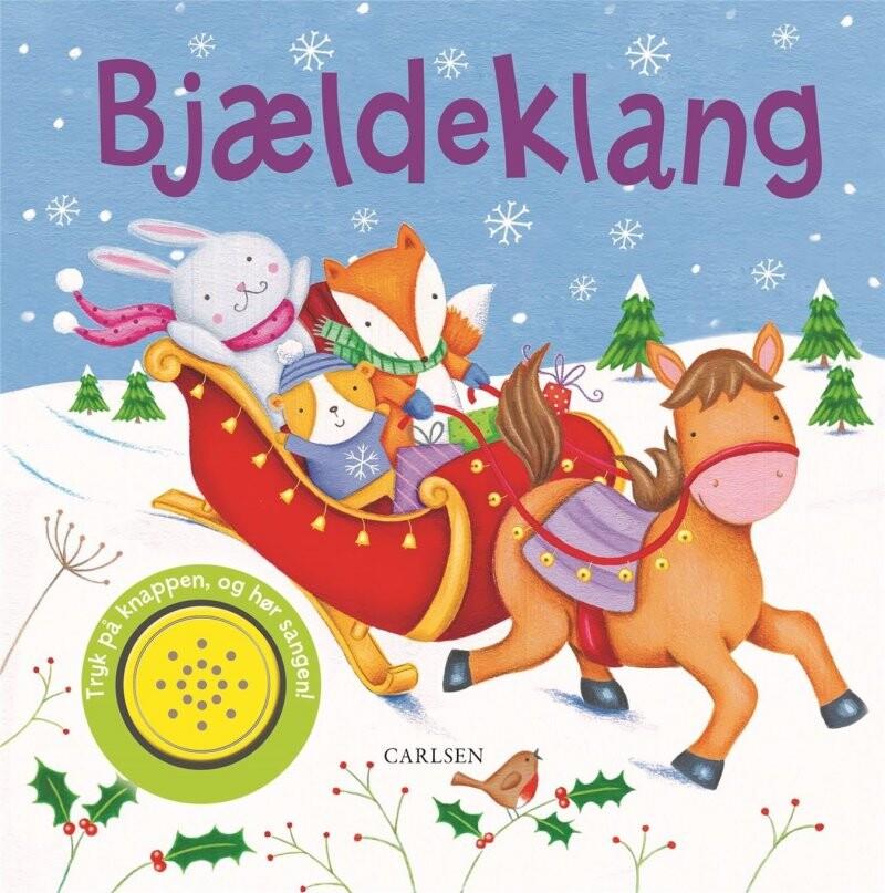 Image of   Bjældeklang - Sjov Med Lyd - Diverse - Bog