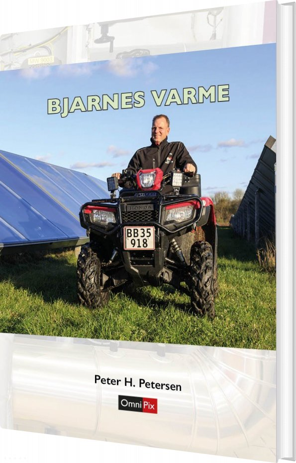 Image of   Bjarnes Varme - Peter H. Petersen - Bog