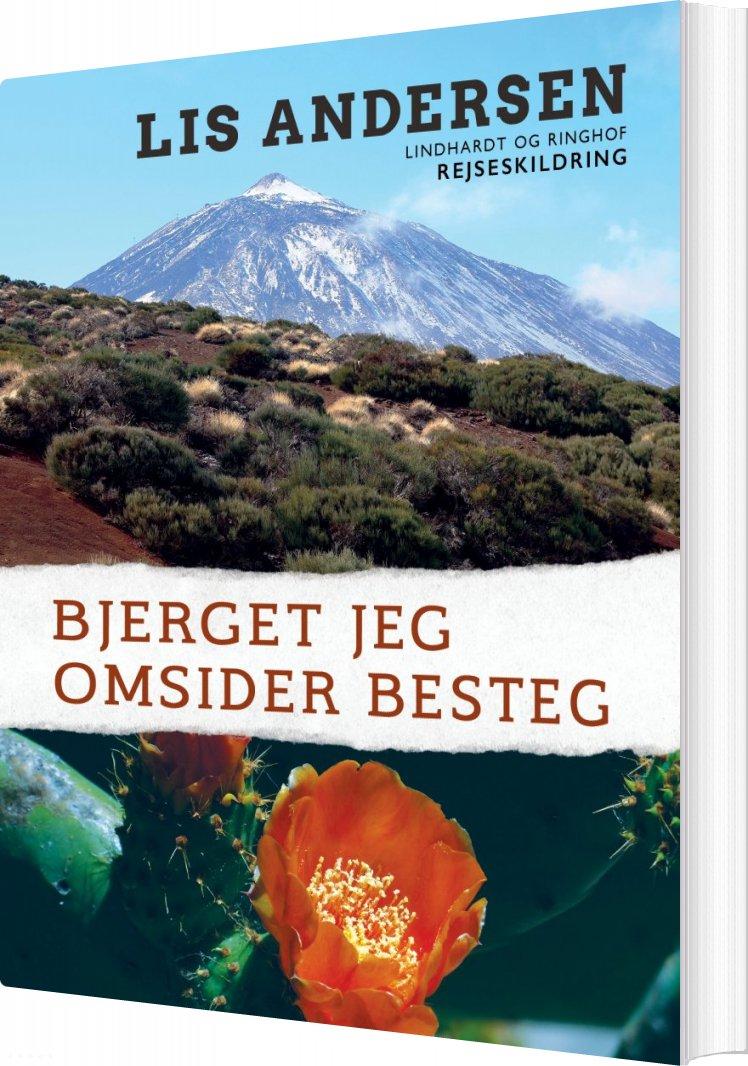 Billede af Bjerget Jeg Omsider Besteg - Lis Andersen - Bog