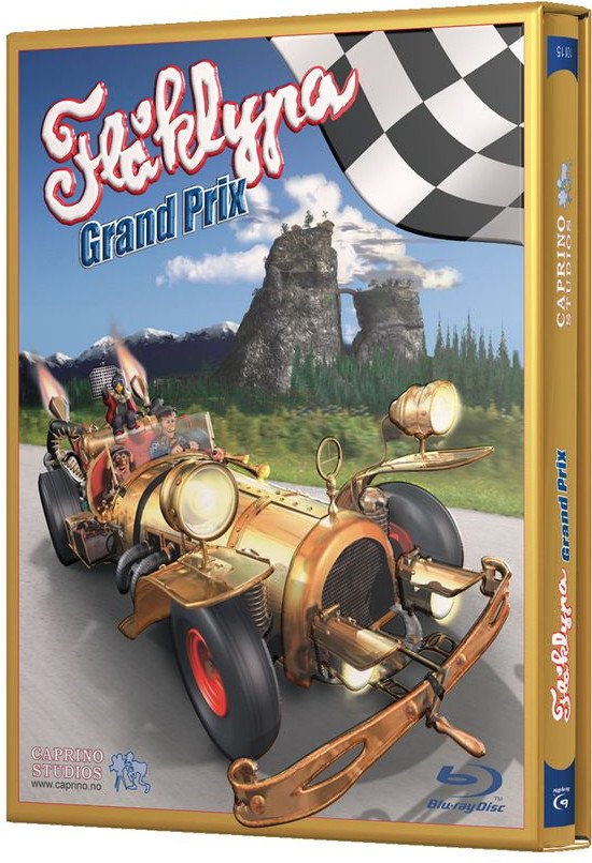 Image of   Bjergkøbing Grand Prix - Blu-Ray
