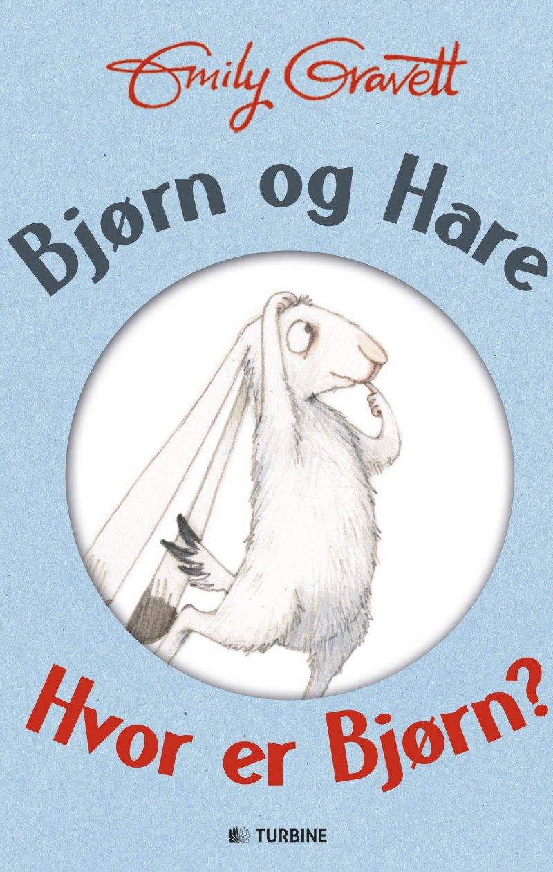 Bjørn Og Hare - Emily Gravett - Bog