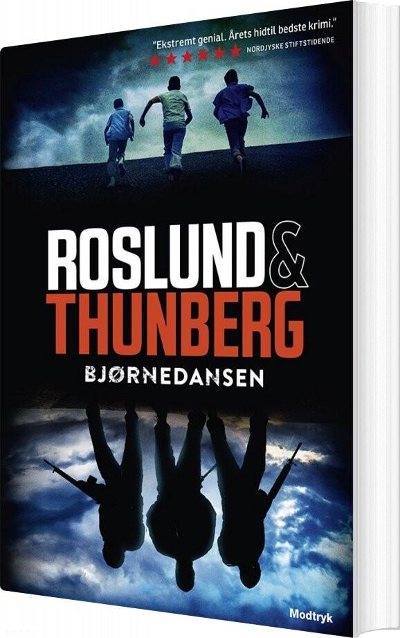 Image of   Bjørnedansen - Stefan Thunberg - Bog