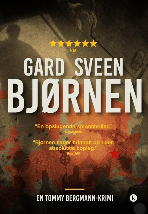 Image of   Bjørnen - Gard Sveen - Bog