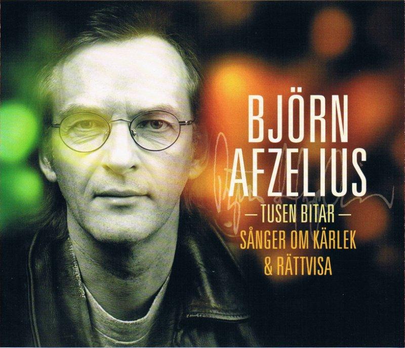 Image of   Björn Afzelius - Tusen Bitar - Sånger Om Kärlek Och Rättvisa - CD