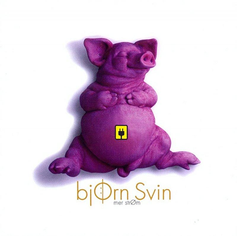 Image of   Björn Svin - Mer Strom - CD