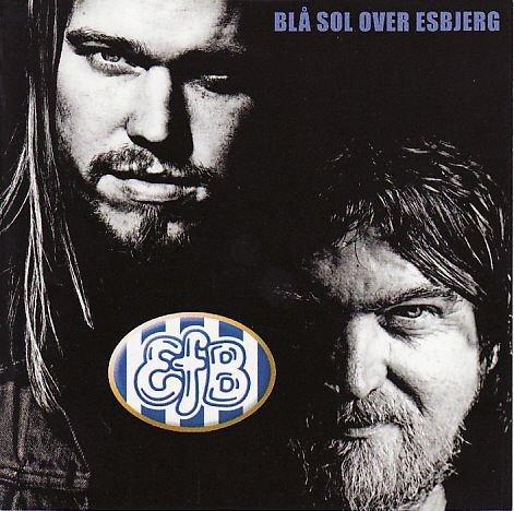 Johnny Madsen - Blå Sol Over Esbjerg - CD