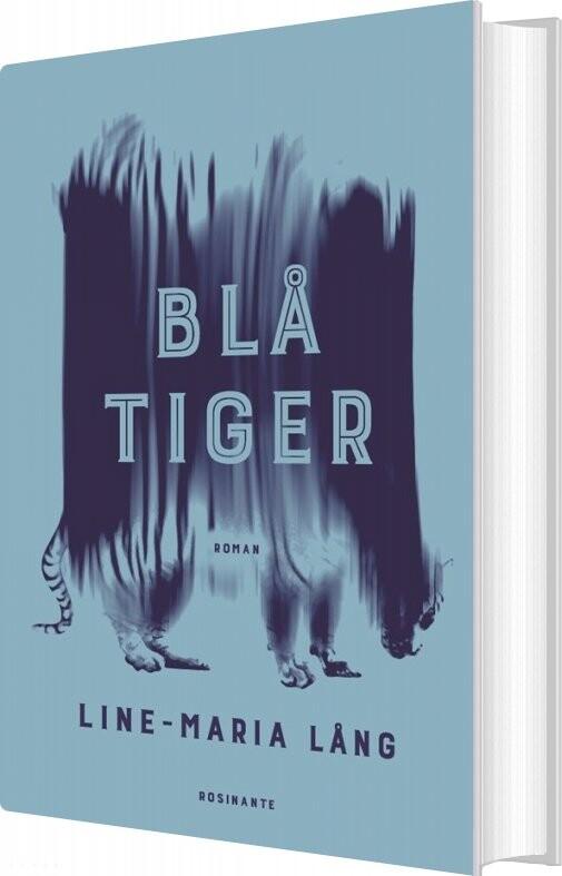 Billede af Blå Tiger - Line-maria Lång - Bog