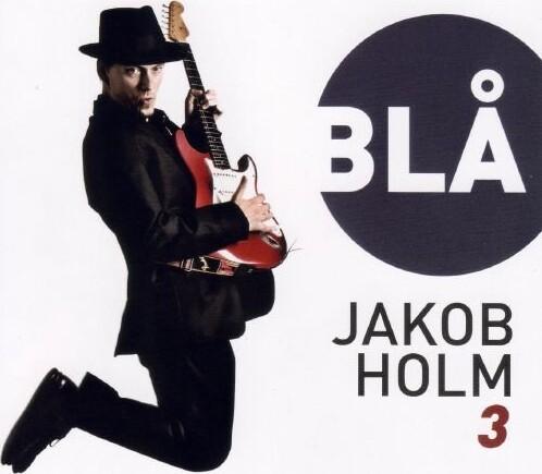 Image of   Jakob Holm - Blå - CD