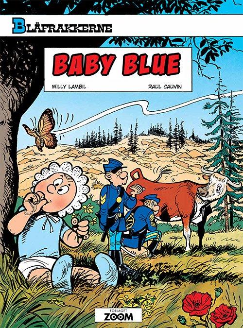 Image of   Blåfrakkerne: Baby Blue - Raoul Cauvin - Tegneserie